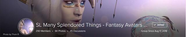 Thank you - SL Many Splendored Things -