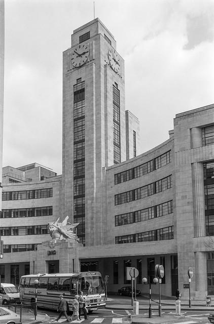 National Audit Office, Buckingham Palace Road, Belgravia, Westminster, 1988  88-3g-53-positive_2400