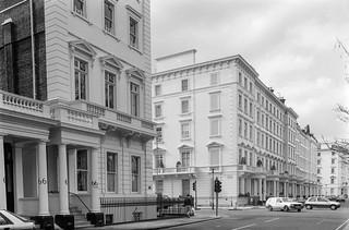 Eaton Square, Belgravia, Westminster, 1988  88-3g-65-positive_2400