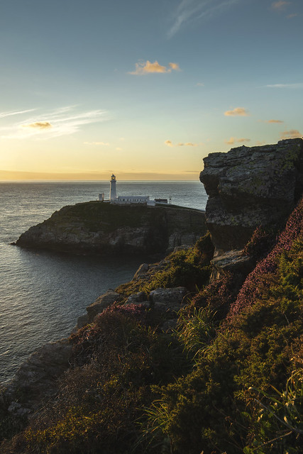 South Stack Lighthouse, Anglesey (Explored)