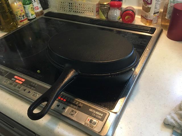 チャンポンめん+BBQ