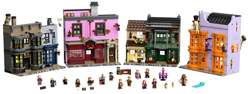 75978: Diagon Alley