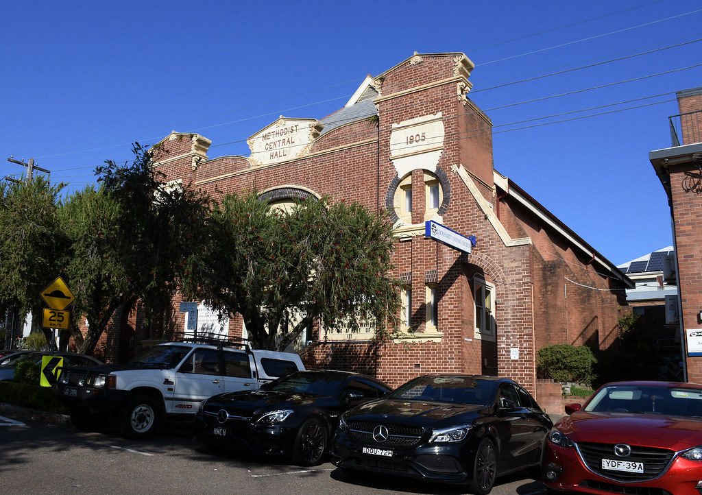 Uniting Church, Leichhardt, Sydney, NSW.