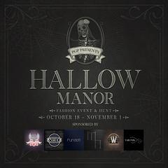 Hallow Manor - 2020