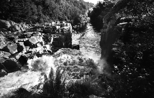 High Force from above