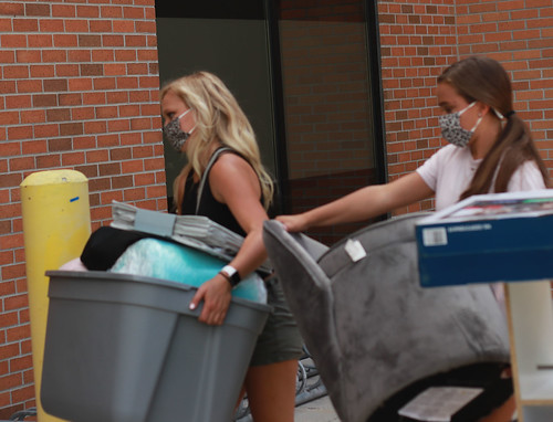 Move-in & Welcome Week 2020