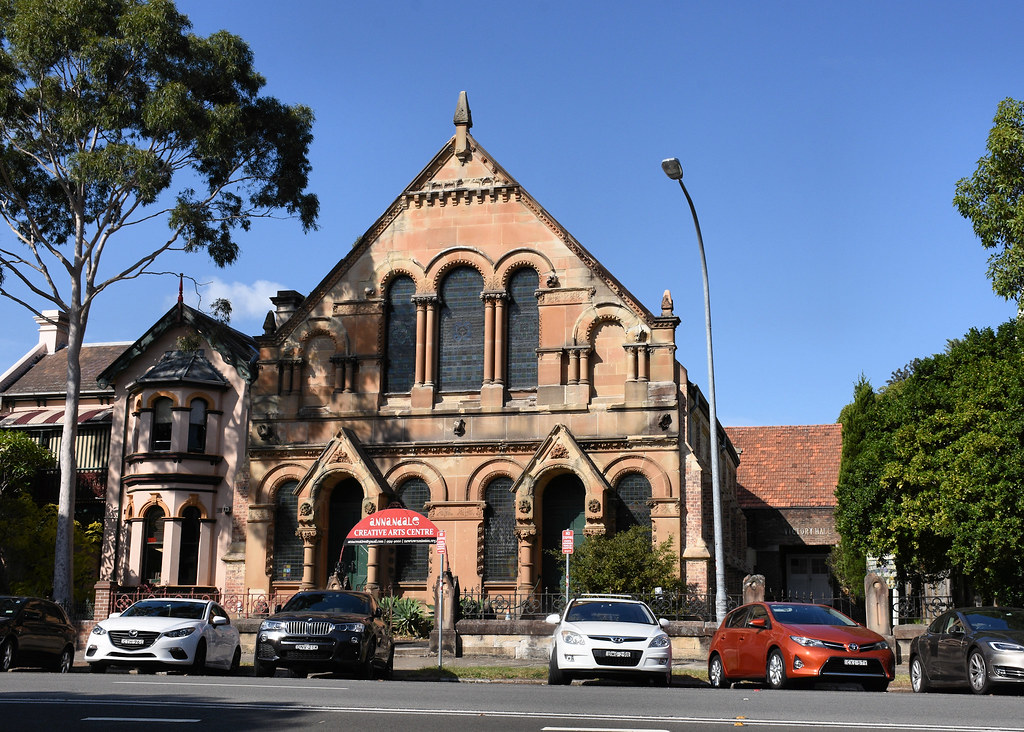 Uniting Church, Annandale, Sydney, NSW.
