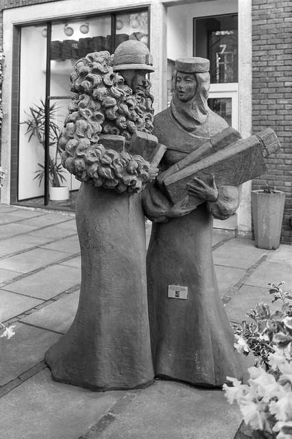 The Jeeves Ladies, Kate McGill, Pont St, Belgravia, Kensington & Chelsea, 1988 88-3e-46-positive_2400
