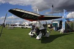 G-WANA P&M Aviation Quik [8681] Sywell 010919