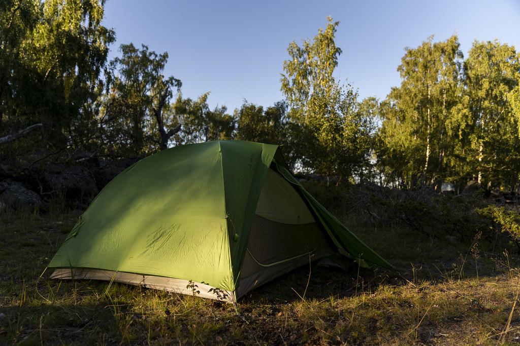 Vaude Seamless 2-3 Tent