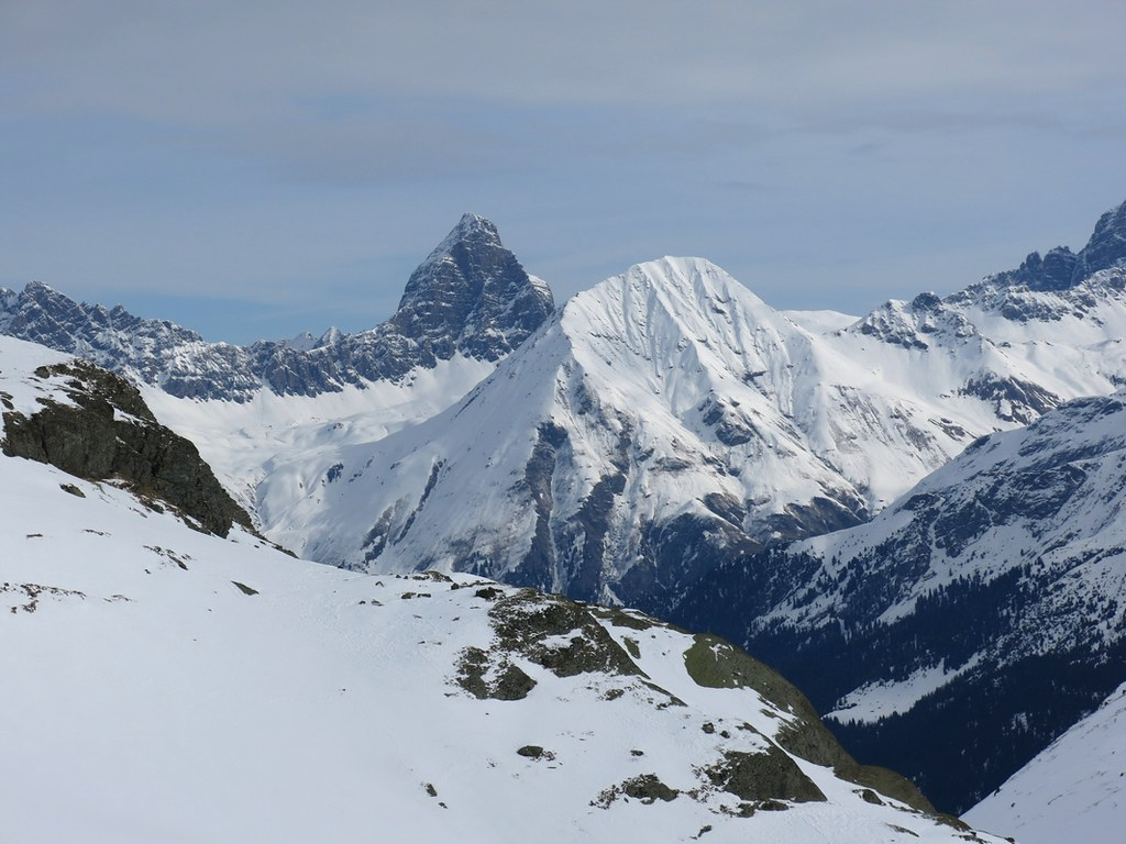 Piz Platta Plattagruppe / Oberhalbstein Switzerland photo 21