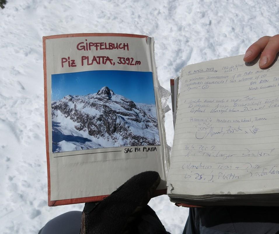 Piz Platta Plattagruppe / Oberhalbstein Switzerland photo 41