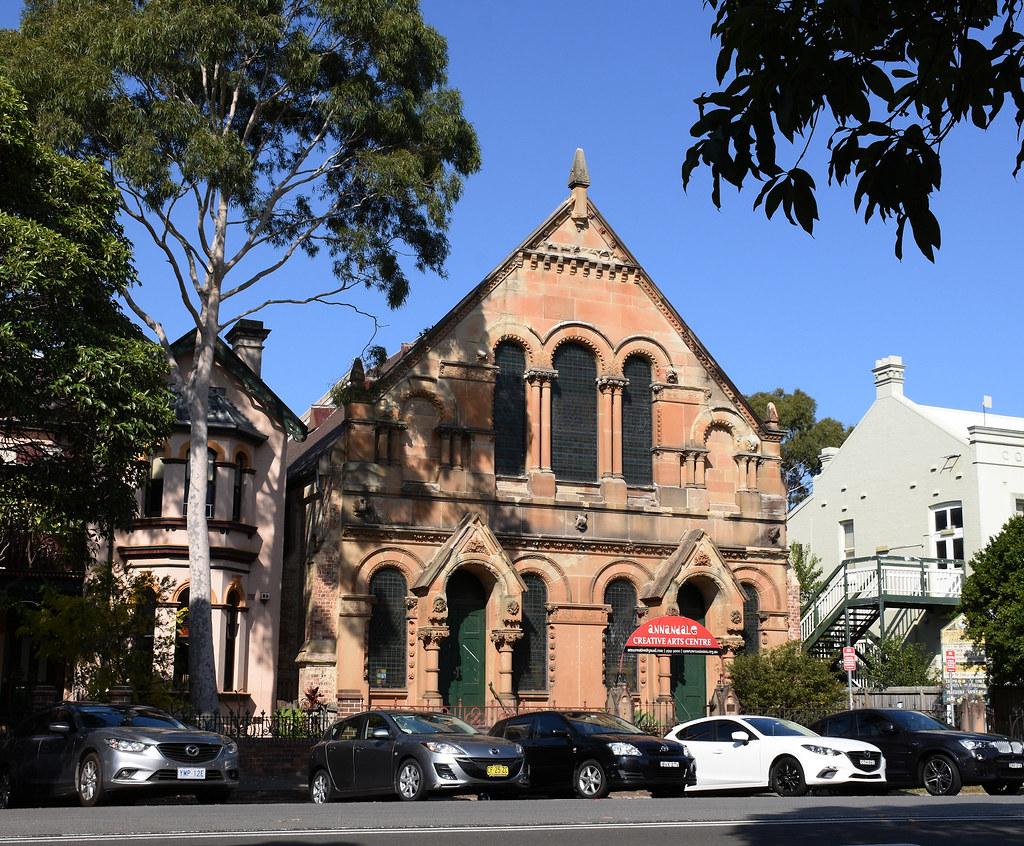 Uniting Church, Annandale, Sydney, NSW.