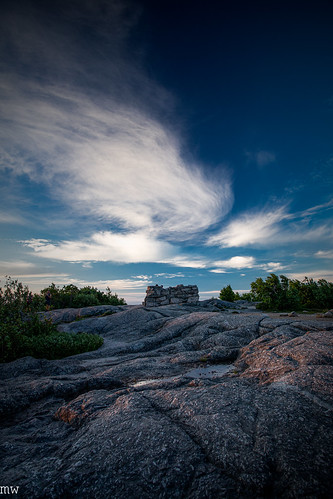 mount major stone fort new hampshire hiking nature landscape summit clouds mountain