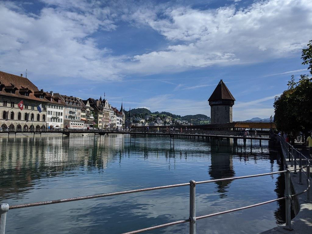 UZH and ETH PhD Retreat 2020 in Luzern