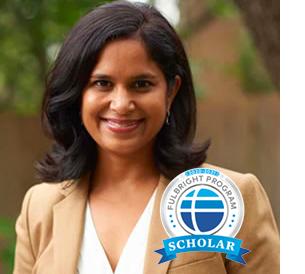 Suchi Gururaj earns Fulbright Scholarship