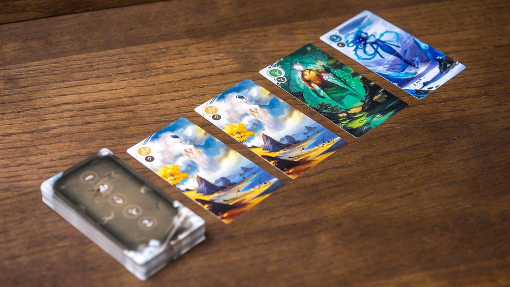 Iwari boardgame juego de mesa