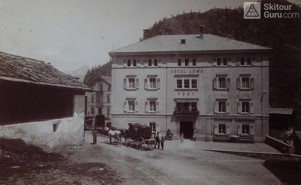 Mulegns - Posthotel Löwen Plattagruppe / Oberhalbstein Switzerland photo 11