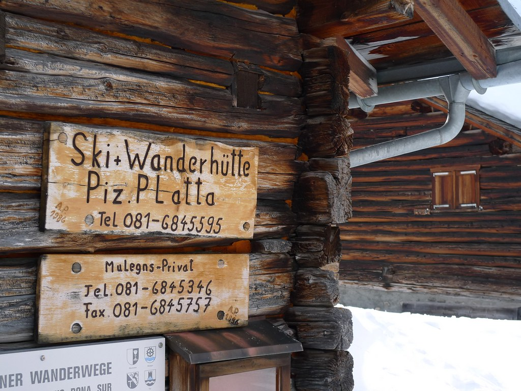 Piz Platta Plattagruppe / Oberhalbstein Switzerland photo 60