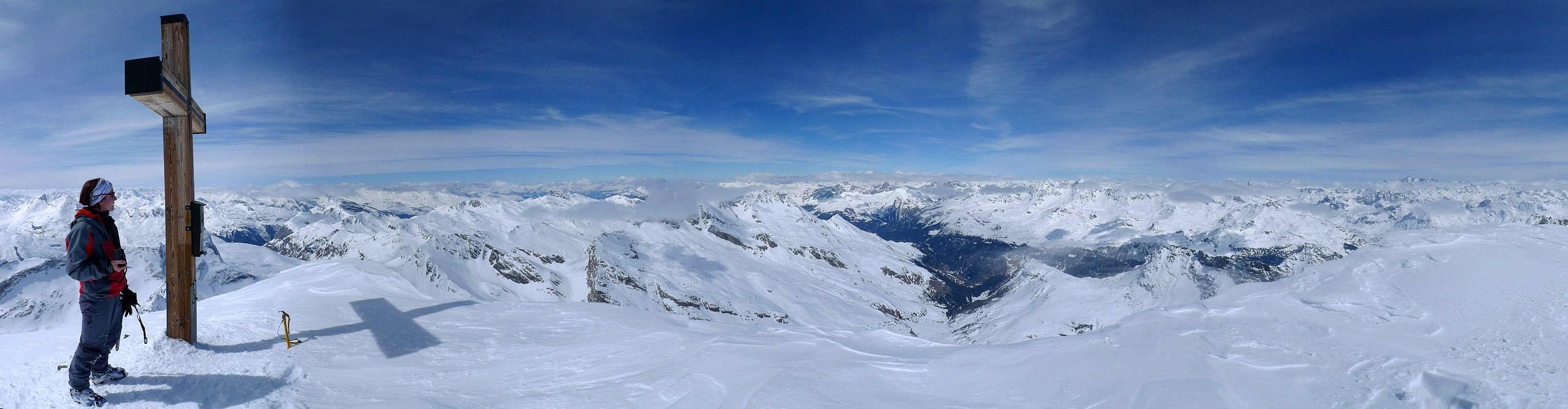 Piz Platta Plattagruppe / Oberhalbstein Switzerland panorama 42
