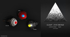 GUHIT - EYE DRONE @ Cyber fair SEPT 3rd