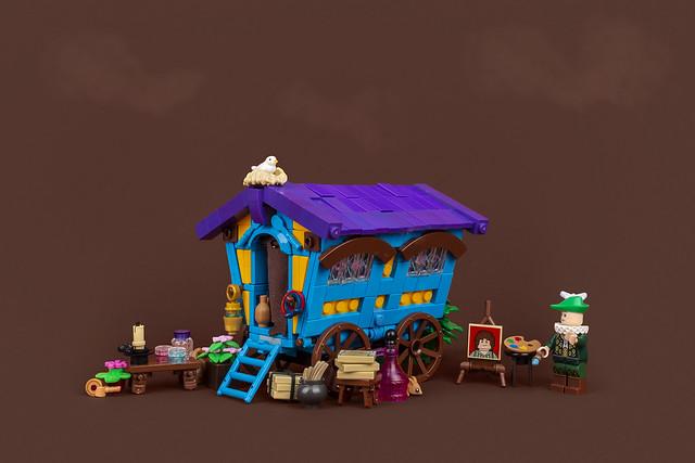 Nicolo's Caravan