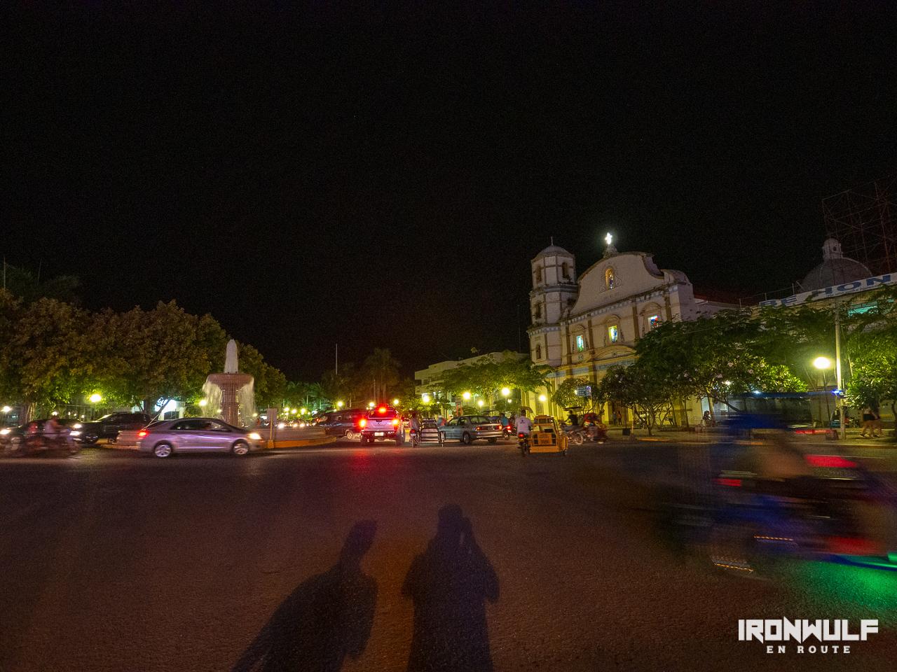 Busy Halaran Plaza