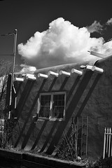 Roof Posts and Shadows