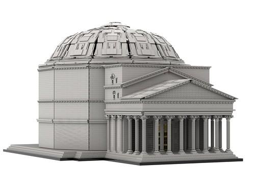 LEGO Pantheon