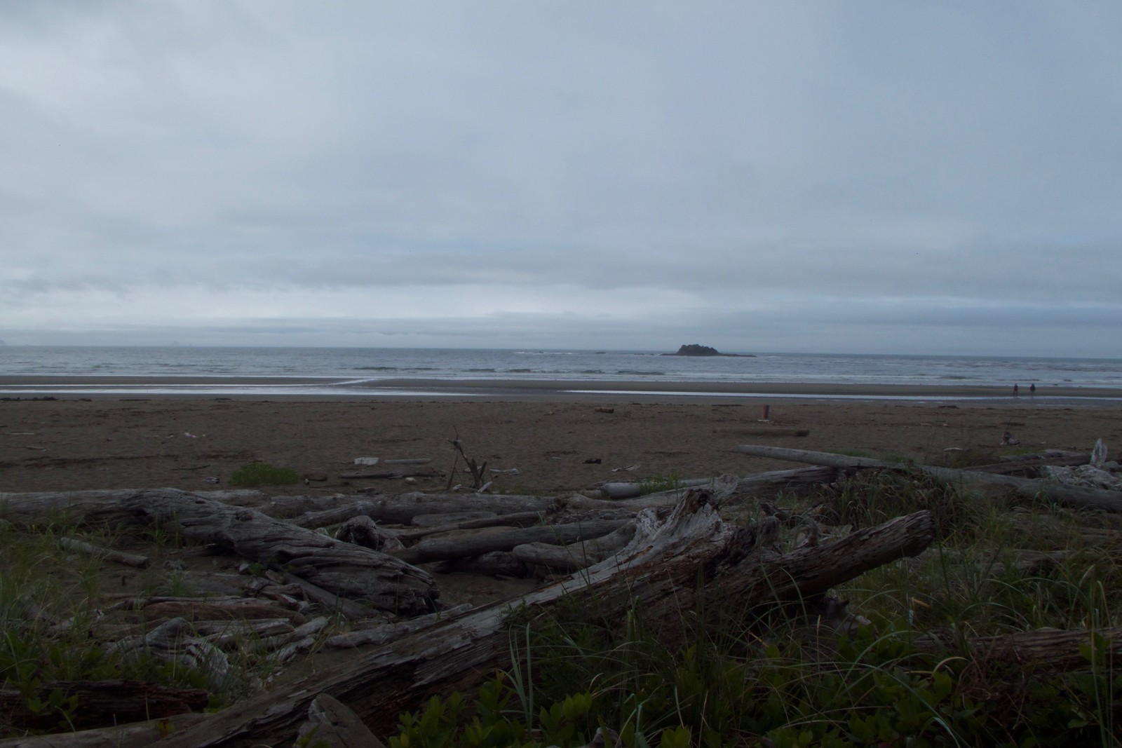 Ozette Backpacking Trip Day 2
