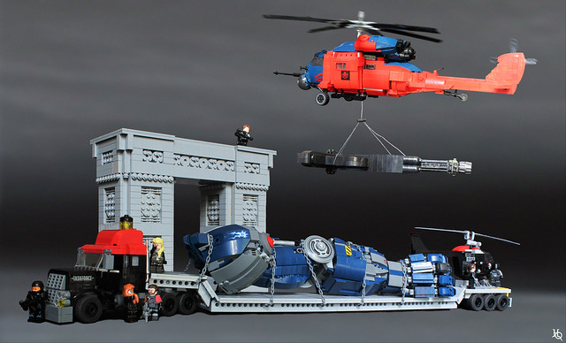 Jaeger Arm Transport