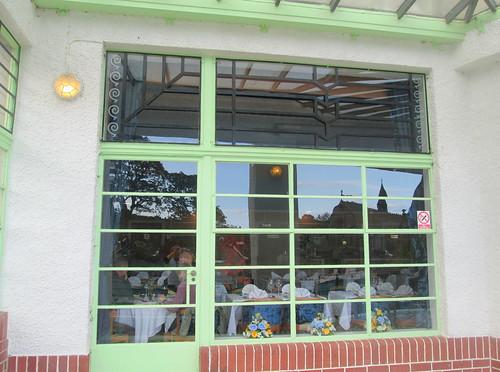 Carron Restaurant, Stonehaven, Glazing