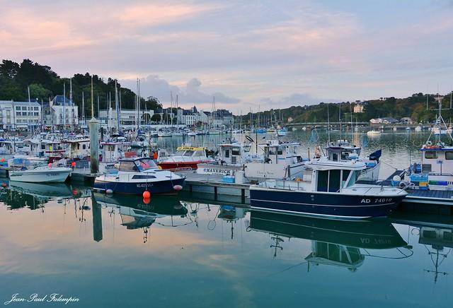 Le Port - Sunset