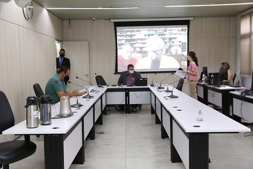 23ª Reunião Ordinária - Comissão de Meio Ambiente e Política Urbana