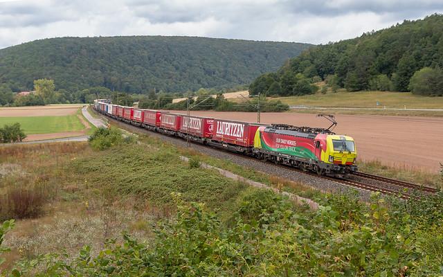 TXL 193 557 + Lauritzen KLV - Harrbach - 20200827