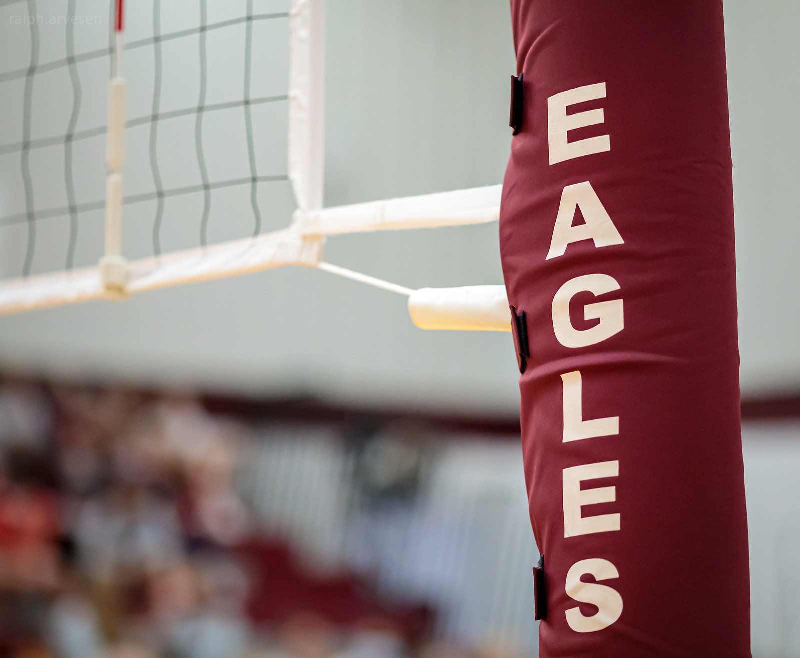 High school volleyball | Texas Review | Ralph Arvesen