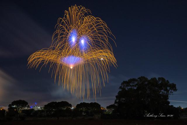 Fireworks, Mqabba, Malta 2020