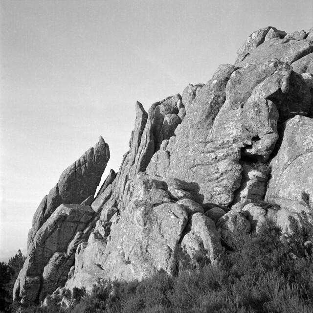 Rocks of Limbara n. 9