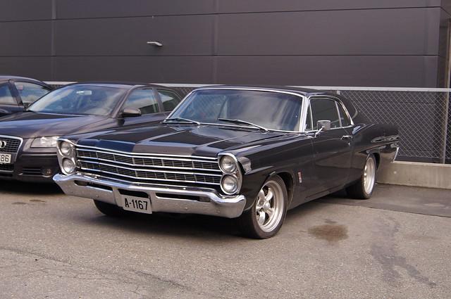 1967 Ford Galaxie LTD Coupè