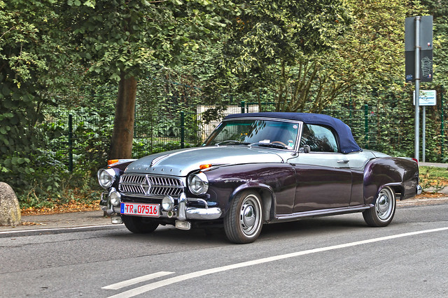Borgward Isabella Cabriolet 1959 (1128)