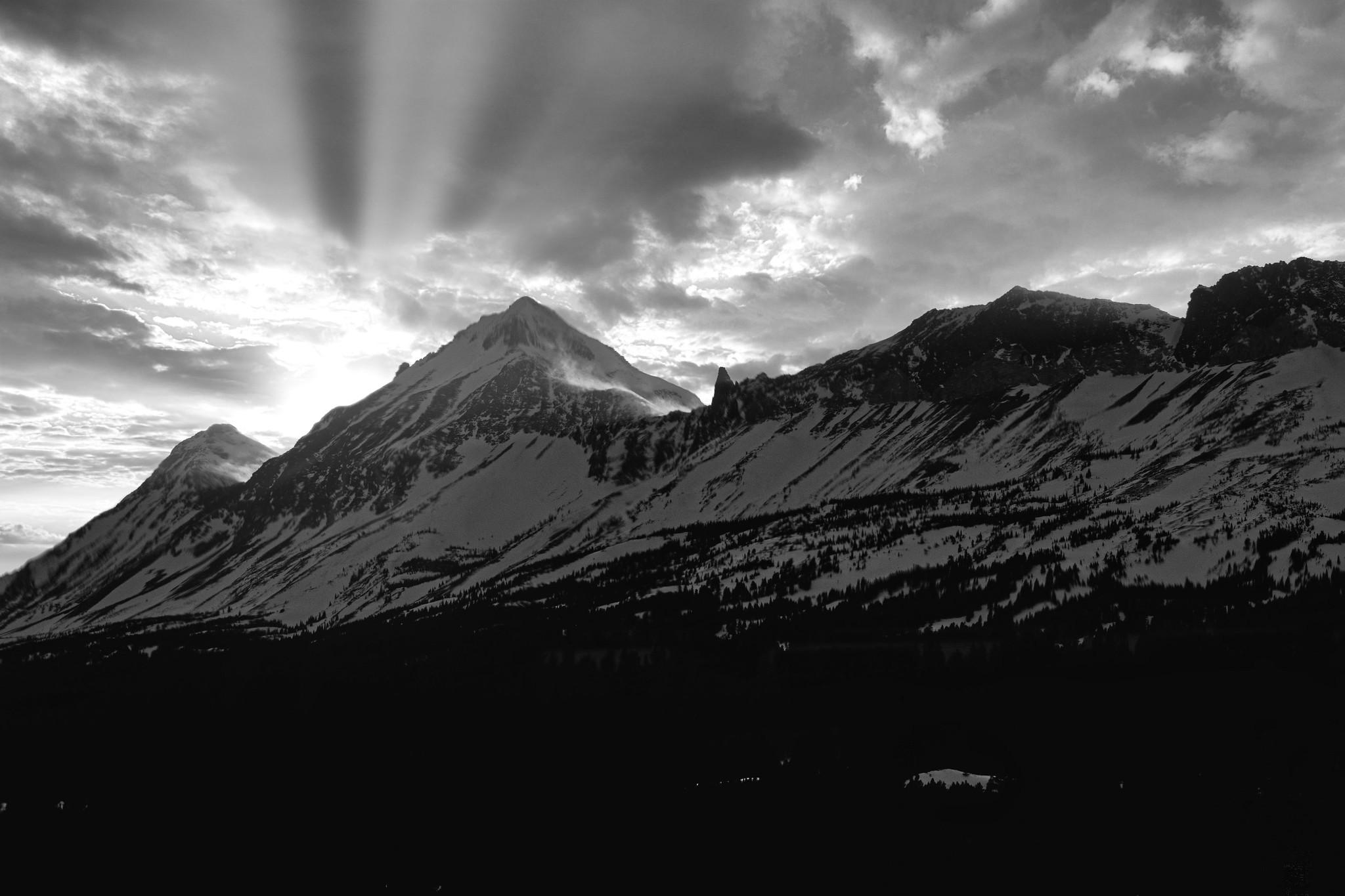 Glacier National Park Amtrak