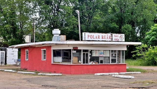 Polar Bear Hamburgers - Texarkana, Arkansas