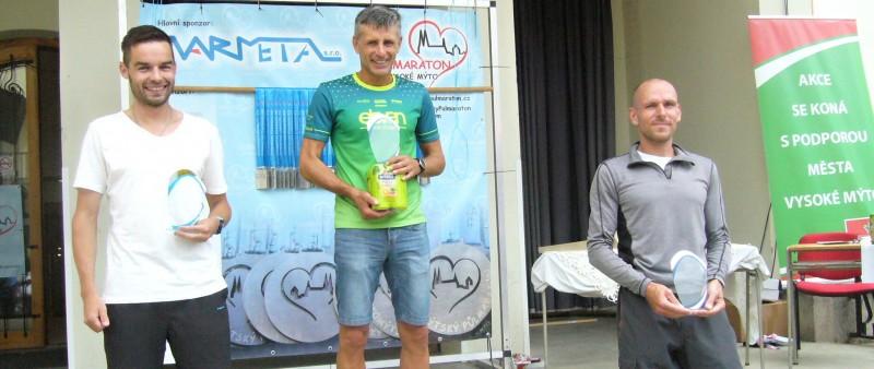 Vysokomýtský půlmaraton vyhrál opět Benko