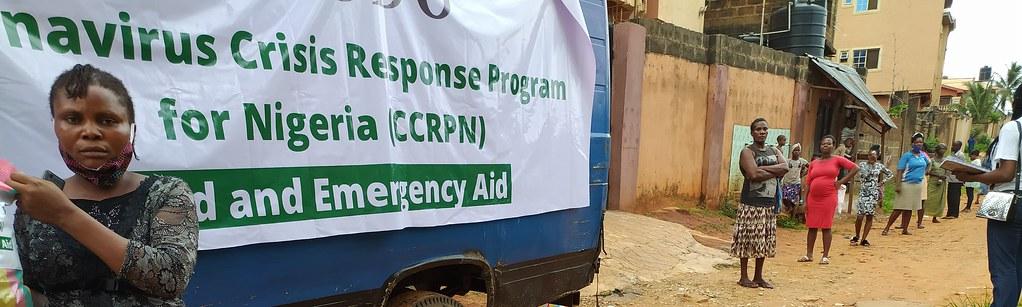 Coronavirus (COVID-19) Crisis Response Program  - Food and Emergency Aid