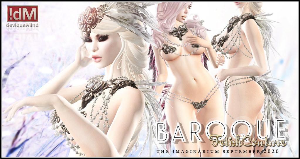 "TEASER: !dM deviousMind ""Baroque"""