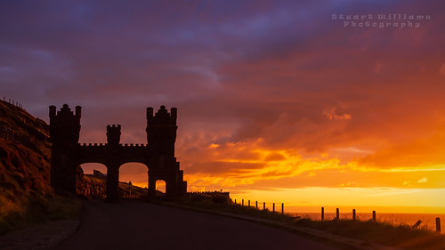 isleofman sunrise dawn silhouette architecture