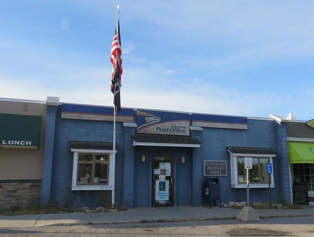 Post Office 49682 (Suttons Bay, Michigan)
