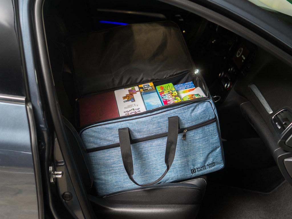 mochila boardgametables bag
