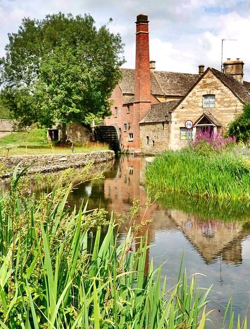 Lower Slaughter, Gloucestershire.