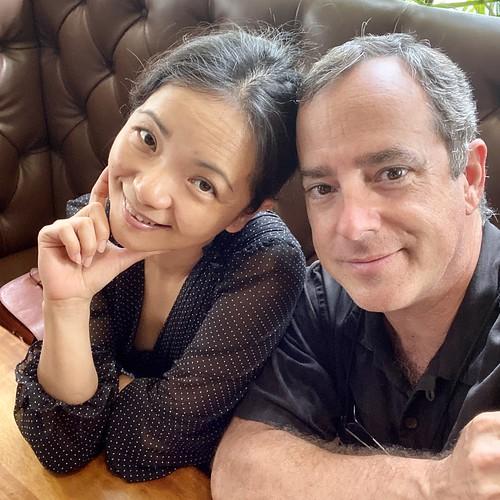 Robert & Cindy